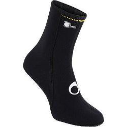 Subea Potápěčské Ponožky Scd 100