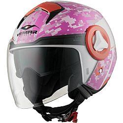 VEMAR Breeze Camo růžová - XS (53-54)