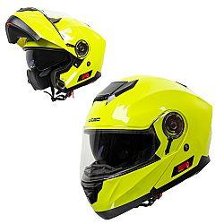 W-TEC Lanxamo Fluo Yellow - XS (53-54)