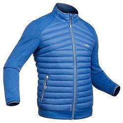 Wedze Pánská Spodní Bunda 900 Modrá